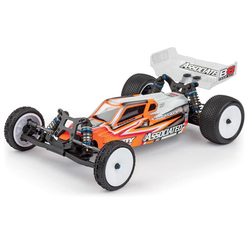 TEAM ASSOCIATED RC10B6 TEAM KIT ELECTRIC BUGGY