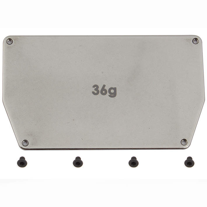 ASSOCIATED B6/B6.1 STEEL CHASSIS WEIGHT 36G