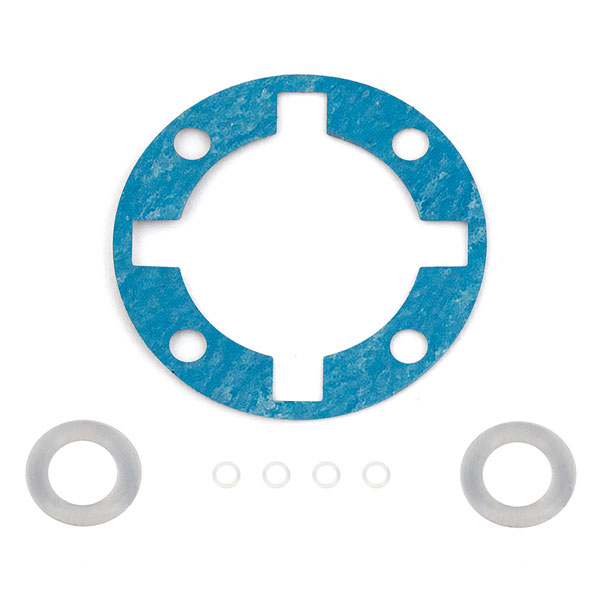 TEAM ASSOCIATED B6.1 GEAR DIFFERENTIAL SEALS