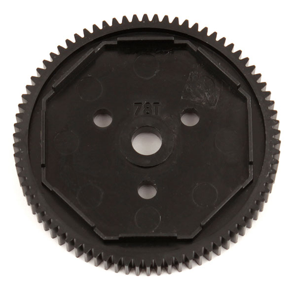 TEAM ASSOCIATED B6.1/B74 SPUR GEAR 78T 48P