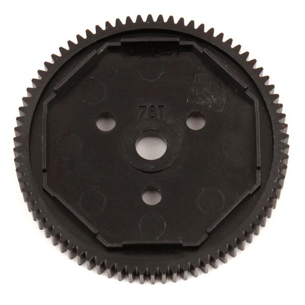 Team Associated B6.1 Spur Gear 78T 48P AS91811