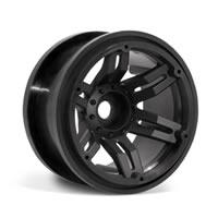 Axial Racing 2.2 Rockster Beadlocks - Black