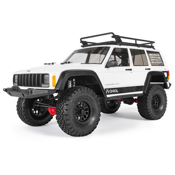 AXIAL SCX10 II JEEP CHEROKEE 4WD KIT ROCK CRAWLER