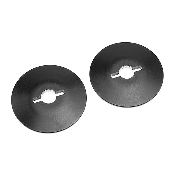 CORALLY SLIPPER CLUTCH PLATE ALU. 2 PCS