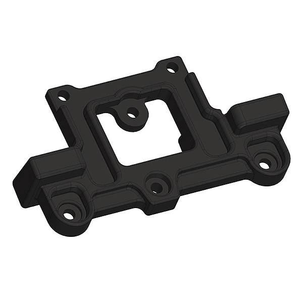 CORALLY ARM HOLDER STEERING DECK COMPOSITE 1 PC
