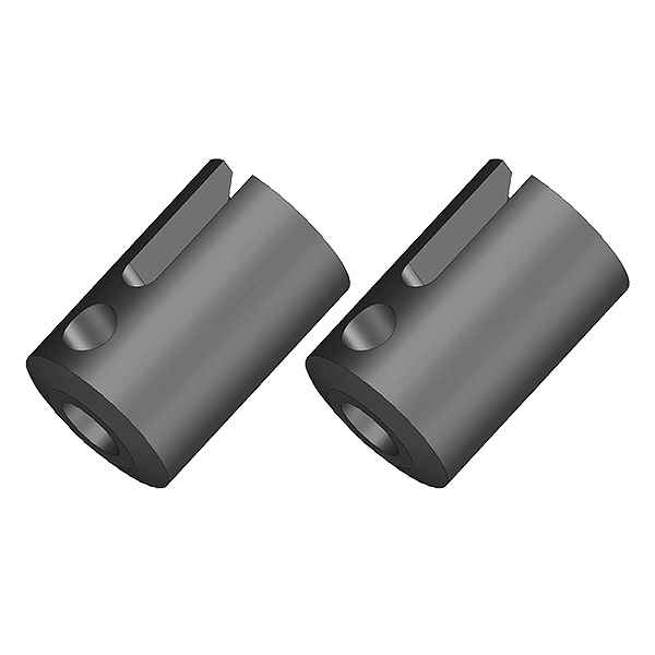 CORALLY PINION OUTDRIVE CUP RTR STEEL 2 PCS