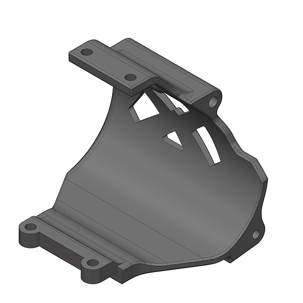 CORALLY MOTOR GUARD REAR COMPOSITE