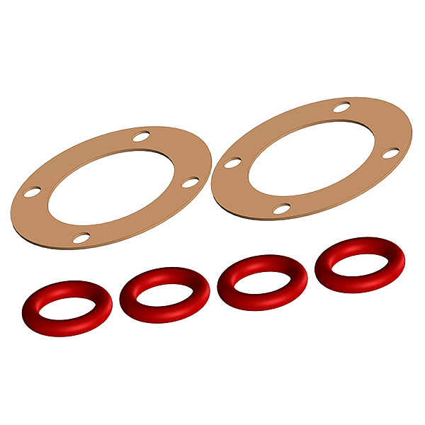 CORALLY DIFF GASKET 1 SET