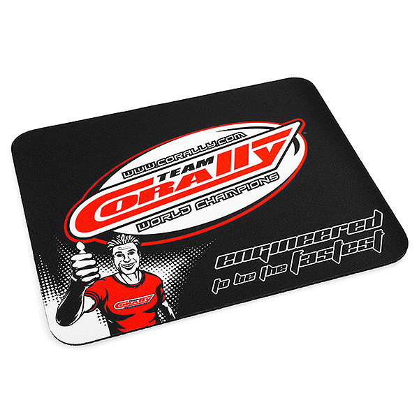 CORALLY MOUSE PAD 3MM THICK
