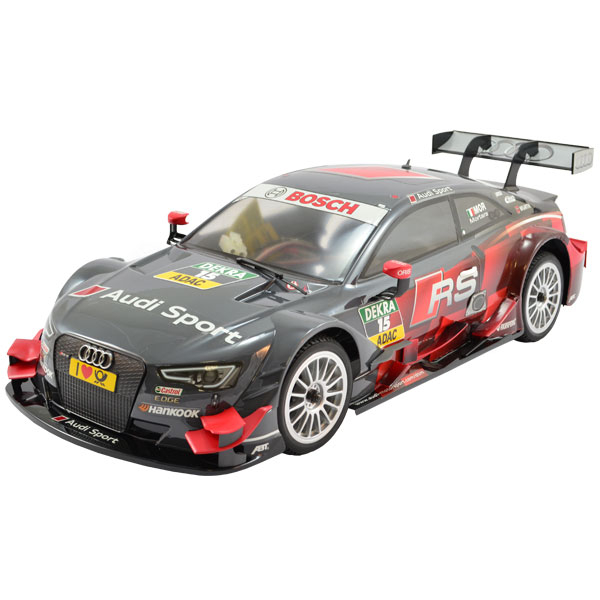 CARISMA M40S AUDI RS5 DTM (#15 GREY) 1/10TH KIT