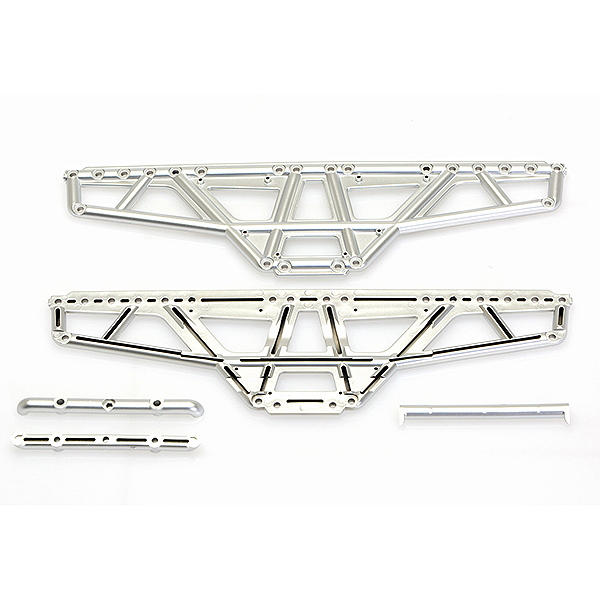 CEN RACING 175WB CHROME CHASSIS PLATE SET