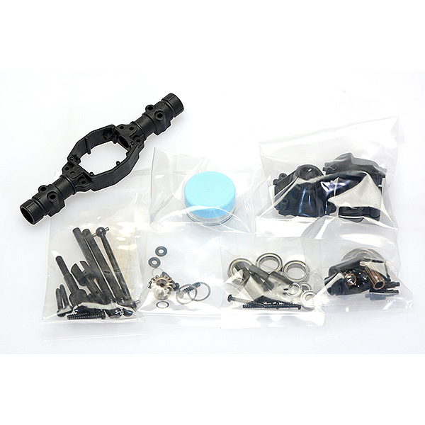 CEN RACING 210WB 4-WHEEL DRIVE KIT