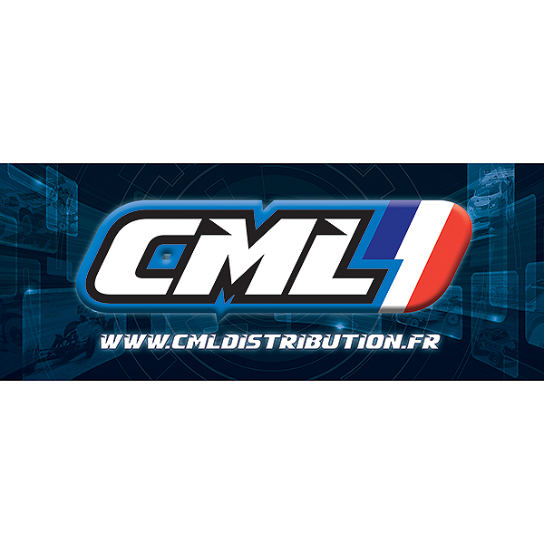 CML DISTRIBUTION FRANCE BANNER 150X60cm