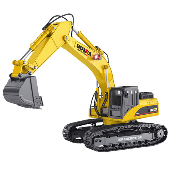 HUINA 1/14 FULL ALLOY 23CH 2.4G EXCAVATOR (VERSION 4.0)