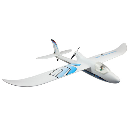 DYNAM HAWKSKY V2 POWER GLIDER 1370mm RTF w/6-AXIS/GYRO