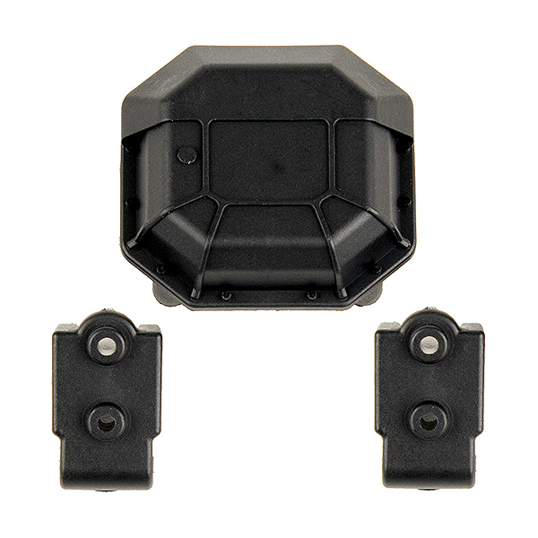 ELEMENT RC ENDURO DIFF COVER AND LOWER 4-LINK MOUNTS