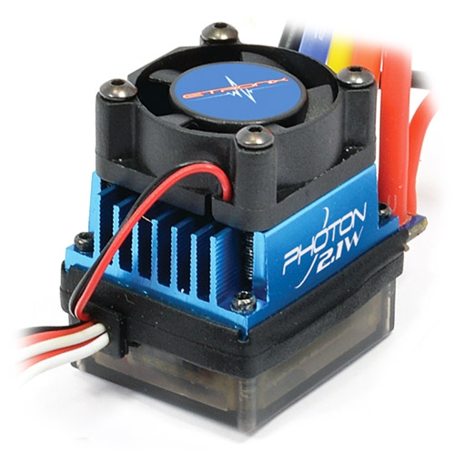 ETRONIX PHOTON 2.1W 60AMP ESC BRUSHLESS FTX SPEC