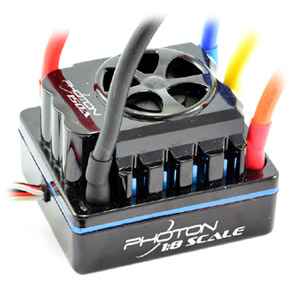 ET0136 Etronix Photon 1 8 150Amp Full Waterproof Brushless Esc