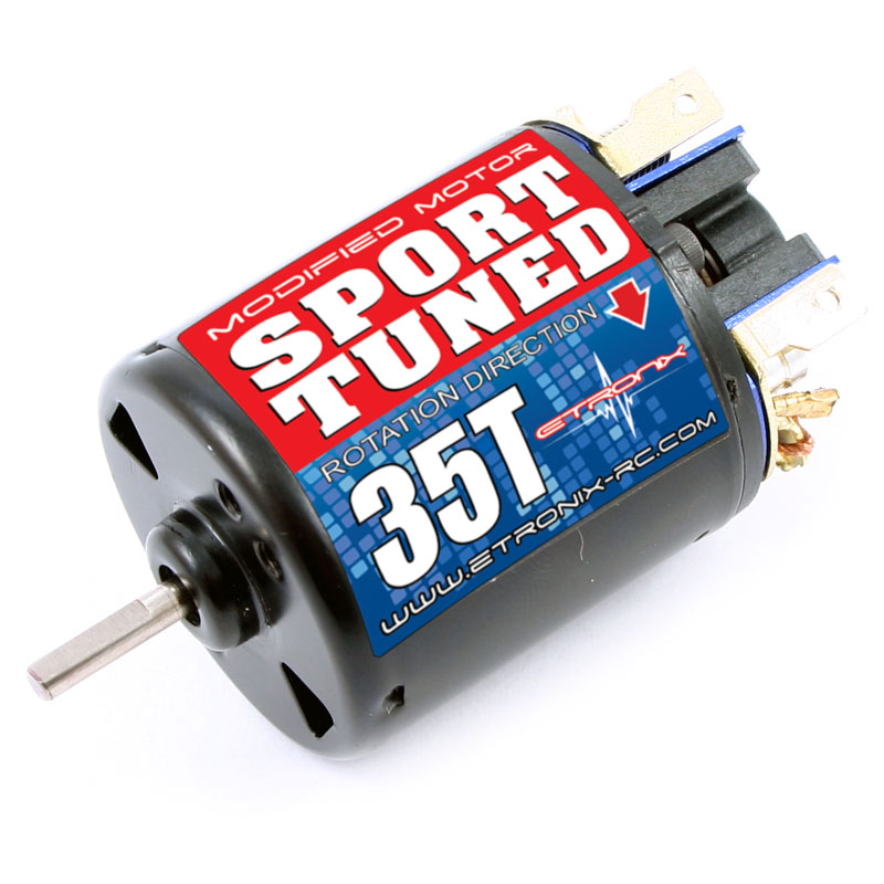 ETRONIX SPORT TUNED MODIFIED 35T BRUSHED MOTOR