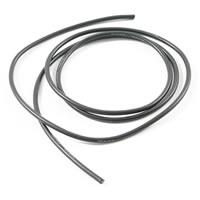 ETRONIX 12AWG SILICONE WIRE BLACK (100cm)
