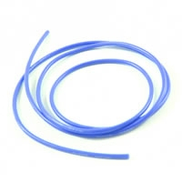 ETRONIX 14AWG SILICONE WIRE BLUE (100CM)