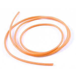 ETRONIX 14AWG SILICONE WIRE ORANGE (100CM)