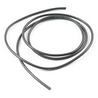 ETRONIX 16AWG SILICONE WIRE BLACK (100cm)