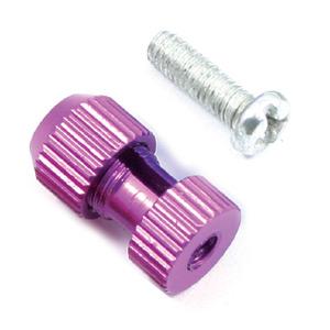 Fastrax Purple Antenna Mount