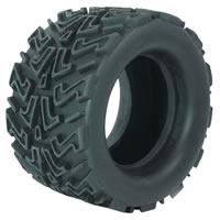 Fastrax 1/8th Speed Dagger STD MAXX Truck Tyres (2)