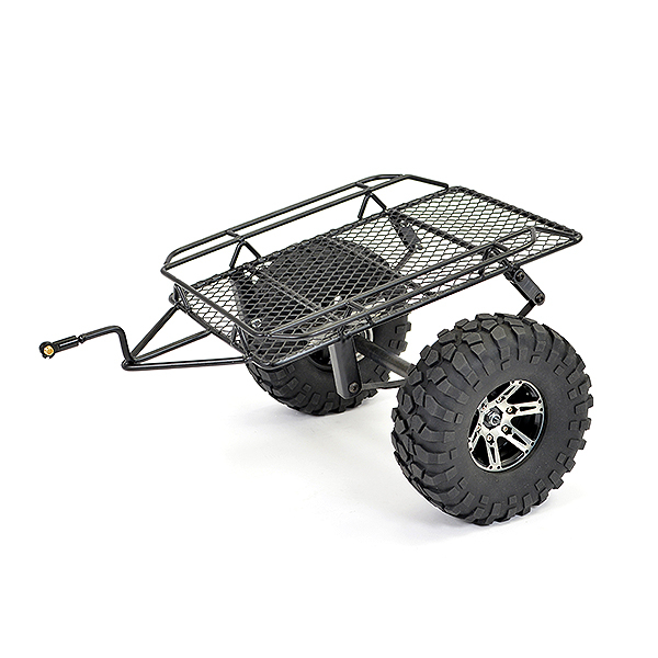 FASTRAX SCALE REAR ALLOY TRAILER
