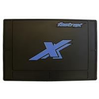 Fastrax Large Pit Mat - Black 70cm X 50cm