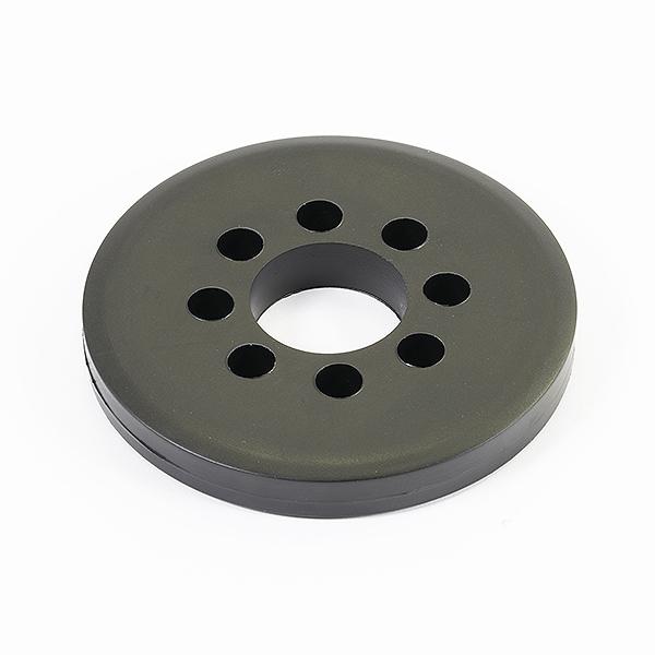 Fastrax Tru-Start Rubber Wheel