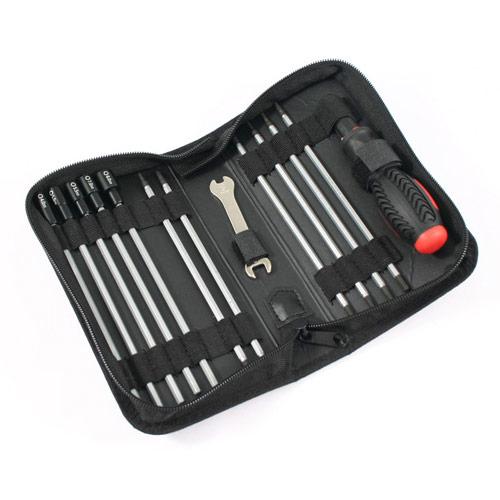 Pochette d'outils Fastrax 19-en-1