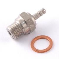 Fastrax Platinum Glow Plugs No. 5 Medium
