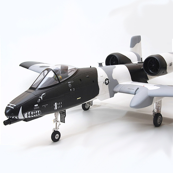 FMS 1500mm A-10 WARTHOG TWIN V2 70MM EDF w/o TX/RX/BATT