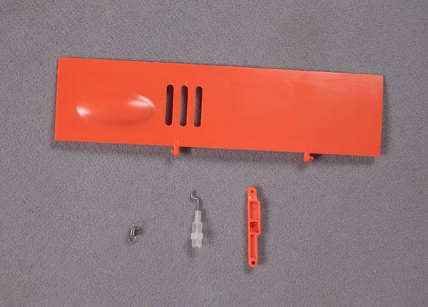 FMS 90MM SUPER SCORPION FRONT LANDING GEAR DOOR