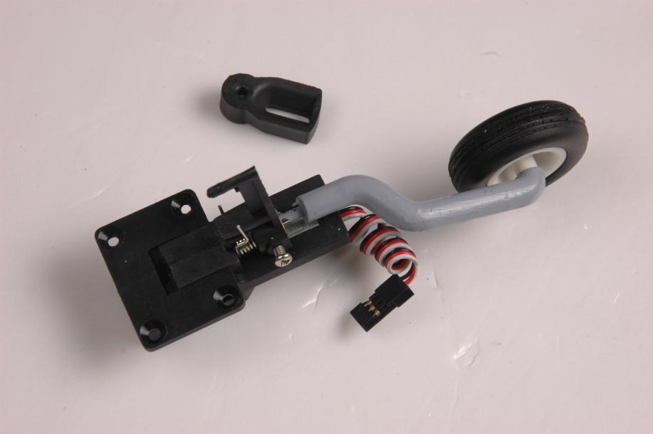 FMS 1700MM P47 E-RETRACT SYSTEM REAR LANDING GEAR #FS-SH209