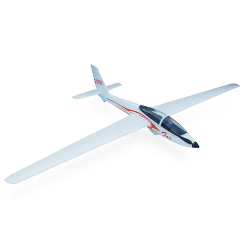FMS Fox Glider RTF W/2.4Ghz 2320mm Span