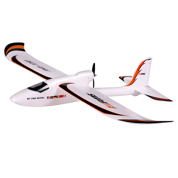 FMS 1280mm EASY TRAINER RTF w/2.4ghz