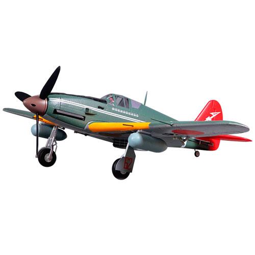 FMS 995mm KI-61 KAWASAKI ARTF w/o TX/RX/BATT HIGH SPEED