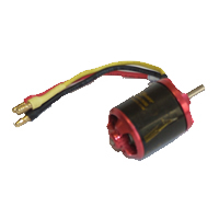 FMS Brushless Motor 2600 kV 70 mm Fan