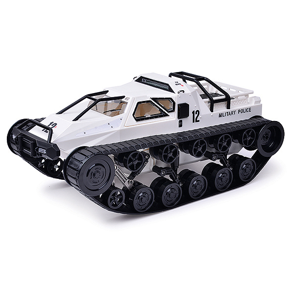 FTX BUZZSAW 1/12 ALL TERRAIN TRACKED VEHICLE - WHITE