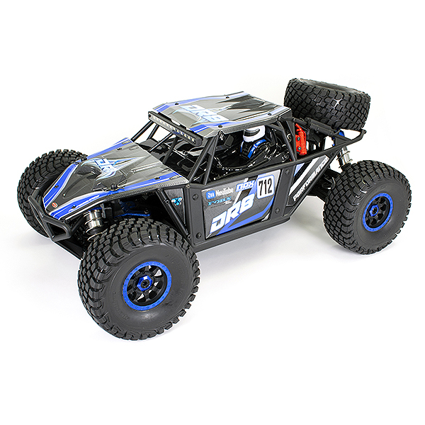 FTX DR8 1/8 DESERT RACER 6S READY-TO-RUN - BLUE