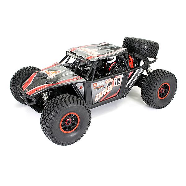 FTX DR8 1/8 DESERT RACER 6S READY-TO-RUN - RED