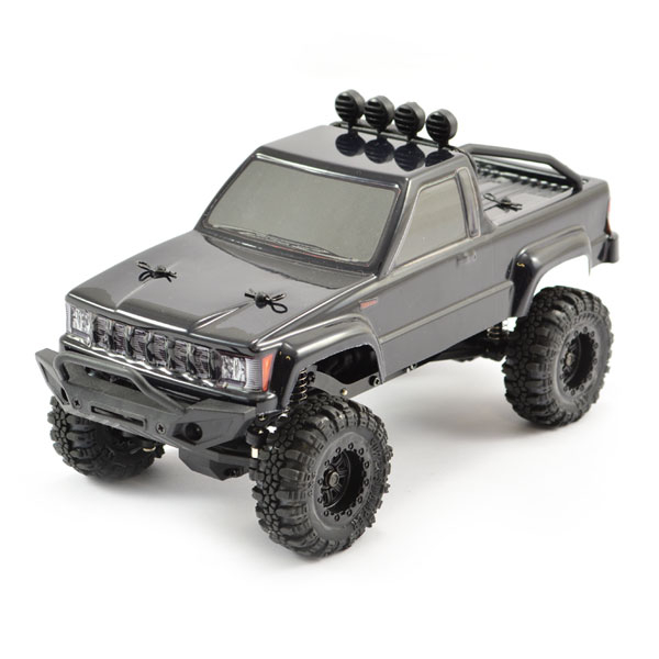 FTX OUTBACK MINI 1:24 TRAIL READY-TO-RUN BLACK