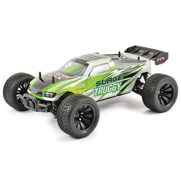 FTX SURGE 1/12 BRUSHED TRUGGY READY-TO-RUN (GREEN)