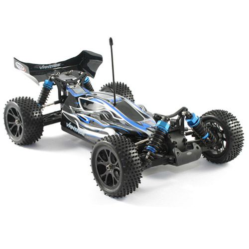 FTX VANTAGE 1/10 BRUSHLESS BUGGY 4WD RTR W/LIPO & CHARGER