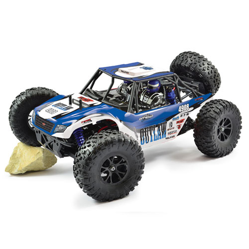 FTX OUTLAW 1/10 BRUSHLESS 4WD ULTRA-4 RTR BUGGY