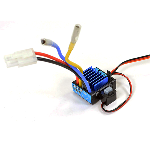 FTX 60A BRUSHED WATERPROOF ESC SPEED CONTROL