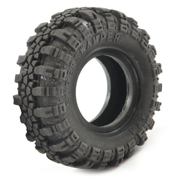 FTX OUTBACK MINI SWAMPER TYRE SET (4PC)
